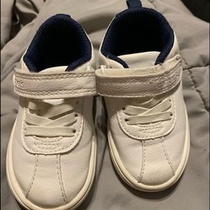 Carters boys leather sneakers